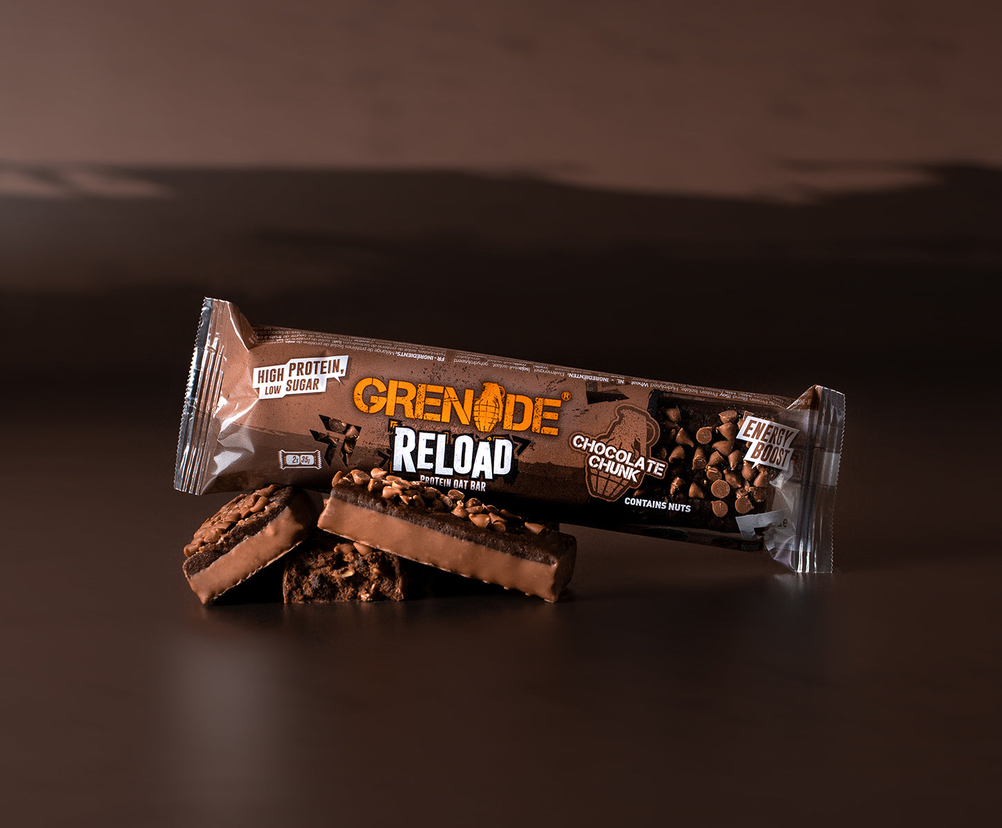 Reload® Protein Oat Bar