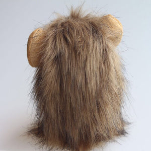 Costume tête de lion