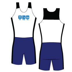 Eat Sleep Row Rowing Suit (Faulty Prints)