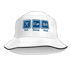 Eat Sleep Row Bucket Hat
