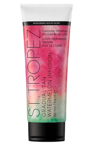 St Tropez Gradual Tan Watermelon Infusion Miracle Body Lotion