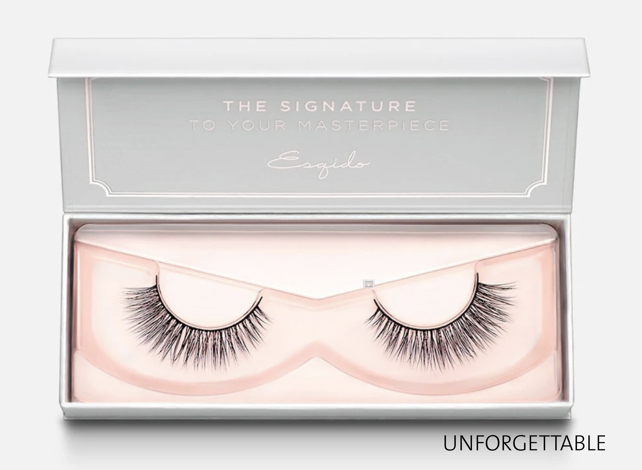 100 Unforgettable, lash glue, strip lashes, esqido, bare essentials, mink lashes, canadian made beauty