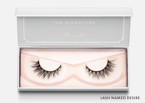 200 Lash Named Desire, lash glue, strip lashes, esqido, bare essentials, mink lashes, canadian made beauty
