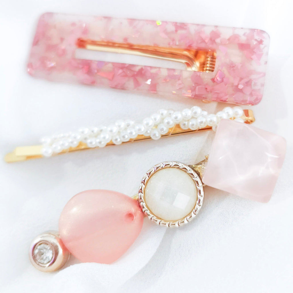 Hair Clips - BUBBLY
