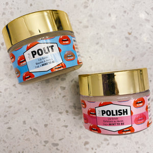 The Polish - Lip Scrub