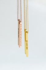 Load image into Gallery viewer, Mantra Necklaces