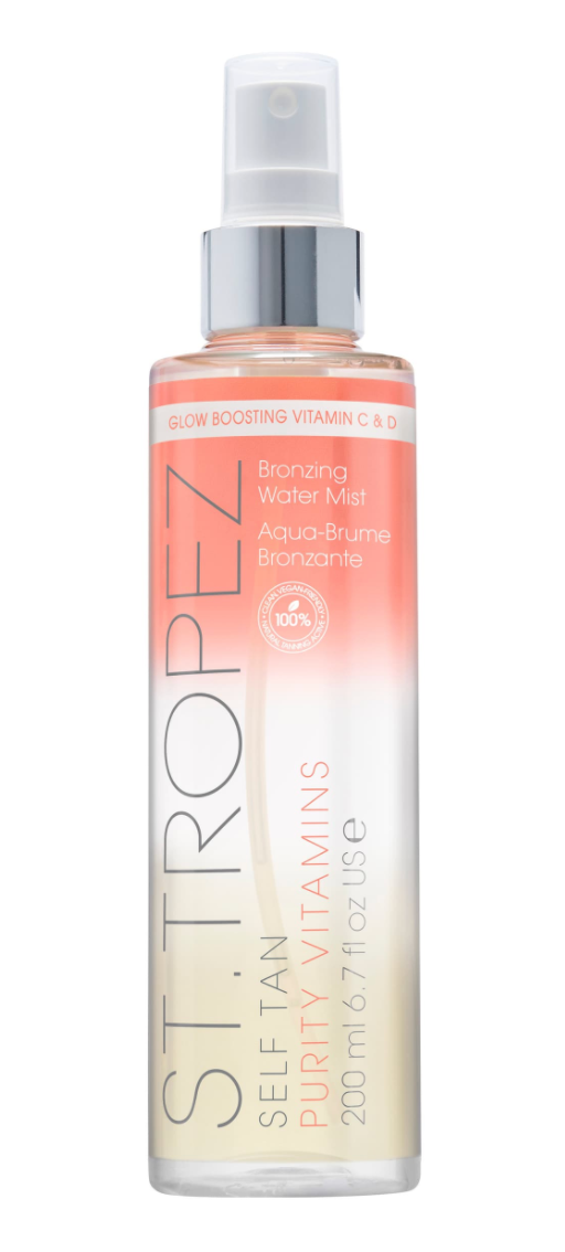 St Tropez Purity Bronzing Water Mist