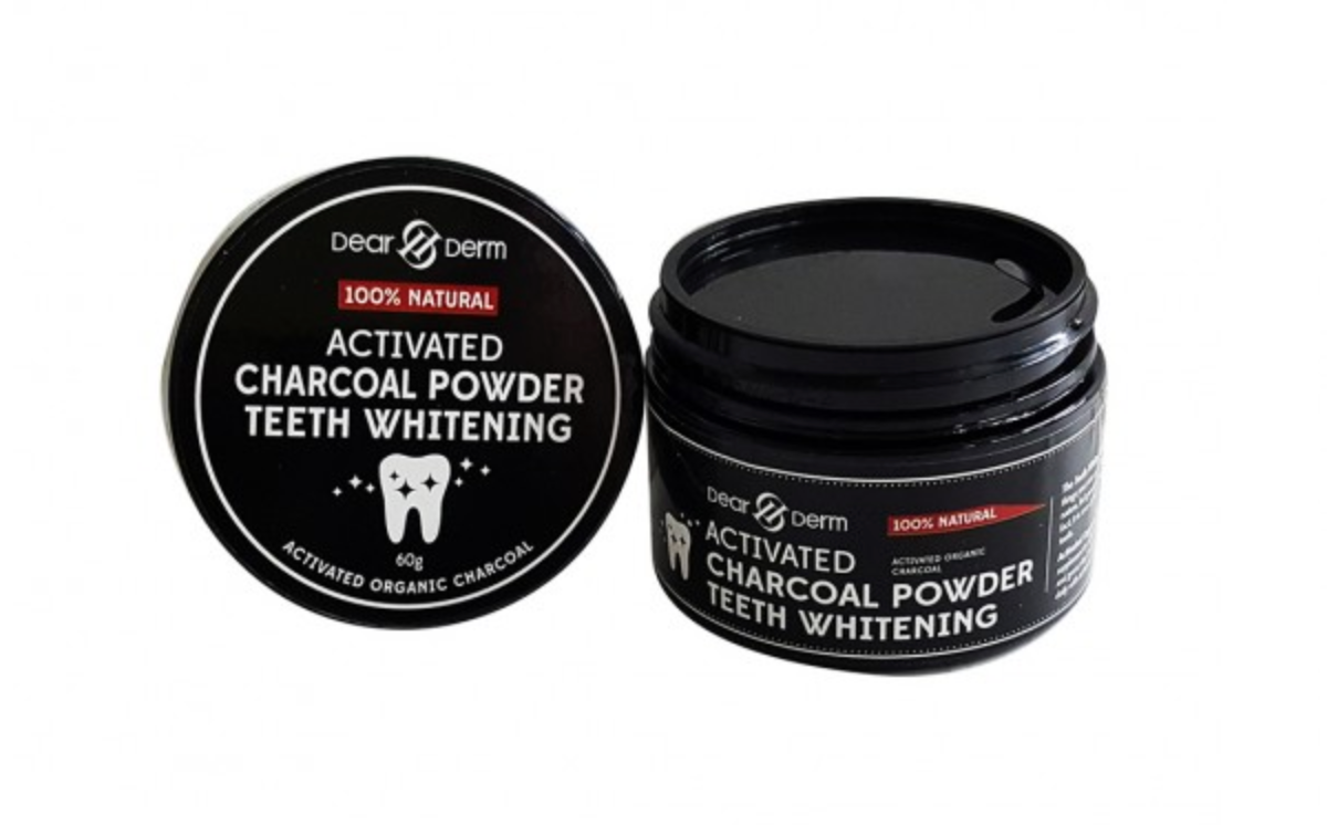 Activated Charcoal Powder Teeth Whitening