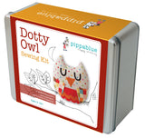 Dotty Owl - Sewing Kit -  - 2