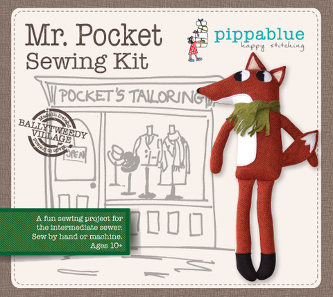 Mr. Pocket - Sewing Kit