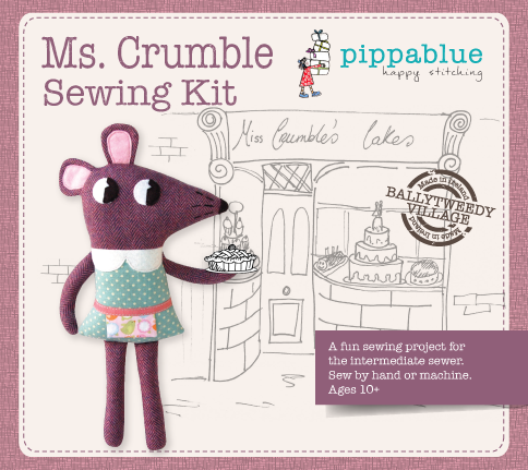 Ms. Crumble - Sewing Kit -  - 1
