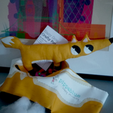 Easy Sew Crafty Fox