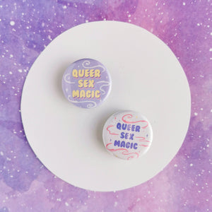 Queer Sex Magic Pin