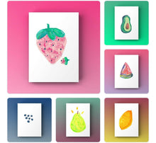 Load image into Gallery viewer, Fruit Prints