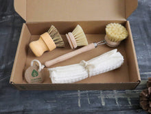Load image into Gallery viewer, Zero Waste Kitchen Set - Experience Kit | Best Value Cleaning Tool | Zero Waste Gift