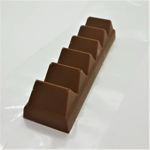 Caramel Toffee Crunch Chocolate Bar (6pc)
