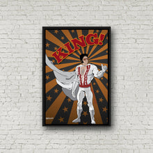Load image into Gallery viewer, Elvis Presley |Super Hero | The King