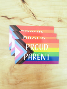 Proud Parent Magnet *Updated Design*