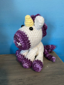 Unicorn -Purple