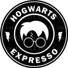 Load image into Gallery viewer, Hogwarts Inspired Permanent Decal - DECAL ONLY