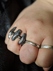 THE MONSTER men's Frankenstein ring