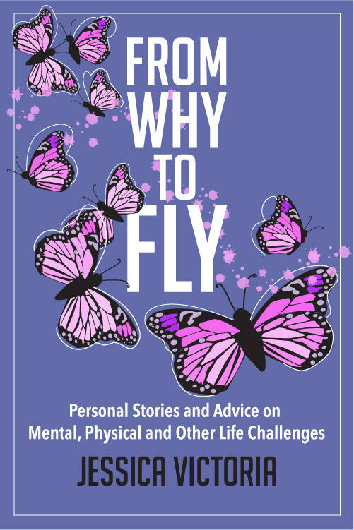 From Why To Fly by Jessica Victoria (Paperback)
