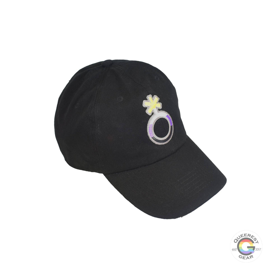 Nonbinary Dad Hat