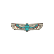 Load image into Gallery viewer, Egyptian Scarab - Gold