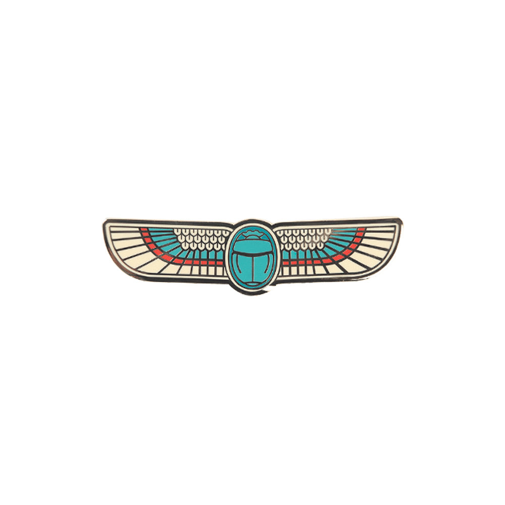 Egyptian Scarab - Gold