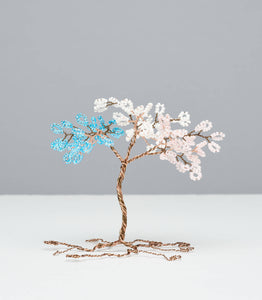 Transgender Pride Tree of Life Sculpture