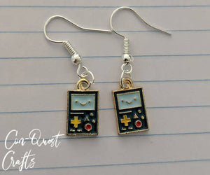 Little Game Earrings