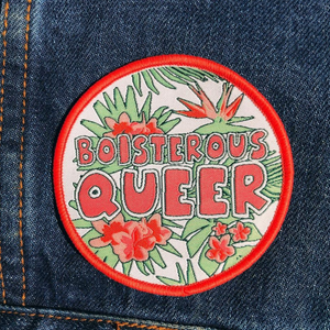 Boisterous Queer Patch