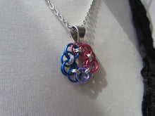 Load image into Gallery viewer, Helm's Circle Pride Pendants - BISEXUAL