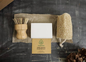 Zero Waste Kitchen Set | Best Value Cleaning Tool Kit | Zero Waste Gift