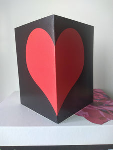 Inside My Heart Greeting Card