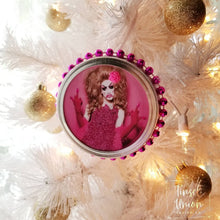 Load image into Gallery viewer, Lil' Poundcake, Alaska Thunderf•ck, RuPaul's Drag Race Christmas Ornament