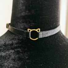 Load image into Gallery viewer, Cat Choker (Gold)