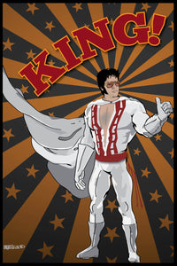 Elvis Presley |Super Hero | The King