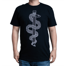 Load image into Gallery viewer, Pencil Snake T-Shirt