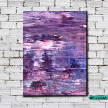 Load image into Gallery viewer, A Bird's First Flight - Acrylic Original Art Decor Texture by Rina Kaz Painting