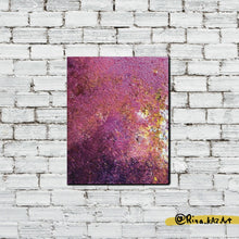 "Load image into Gallery viewer, ""Lavender Dream"" -  Original Acrylic Painting"