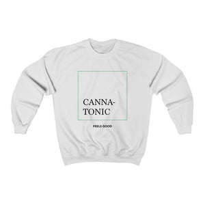 CANNATONIC Crewneck Sweatshirt