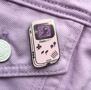 Deadboy Enamel Pin