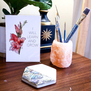 I Will Learn and Grow Print