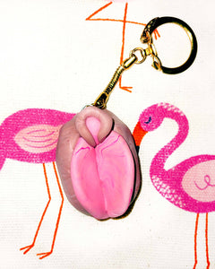 Vagina Key Chains