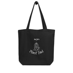"Patois Inc.|""Plant Dad"" Eco-Tote Shopper"