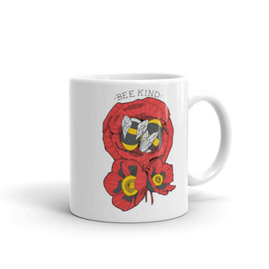 Bee Kind Ceramic Mug 11oz