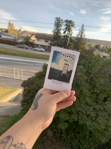 PRONOUNS ARE scary-A mini zine about pronouns and being human.