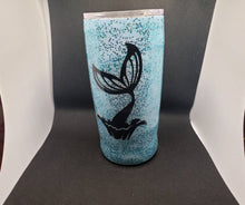 Load image into Gallery viewer, Mermaid Vibes 20oz Glitter Tumbler
