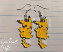 Load image into Gallery viewer, Pokemon Inspired Earrings